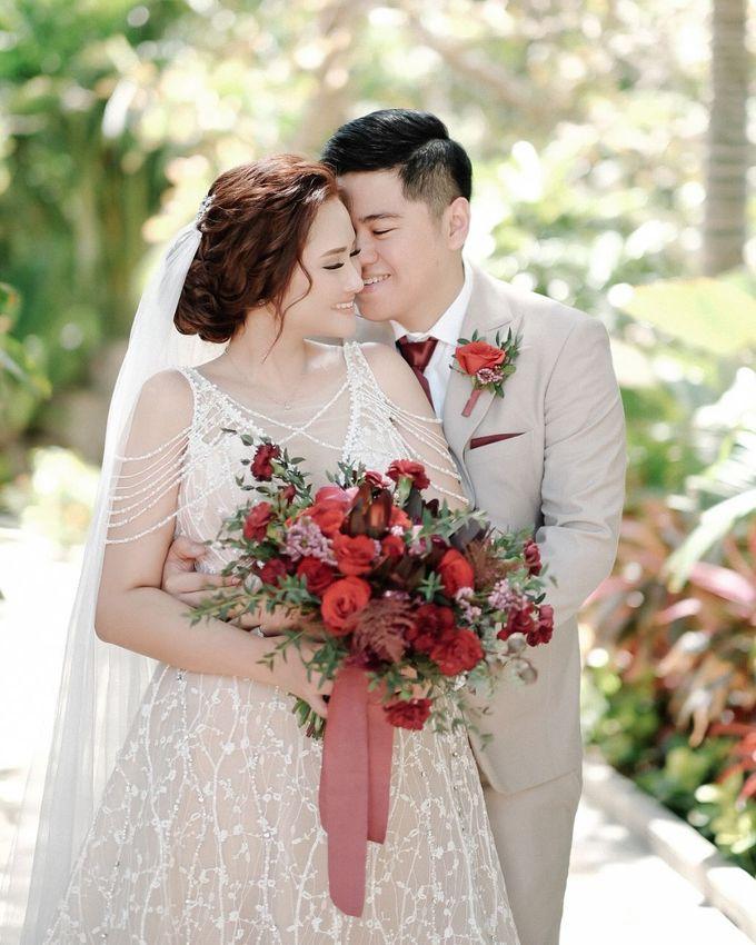 Wedding Day by Yos - Philip Janet by Sofitel Bali Nusa Dua Beach Resort - 021