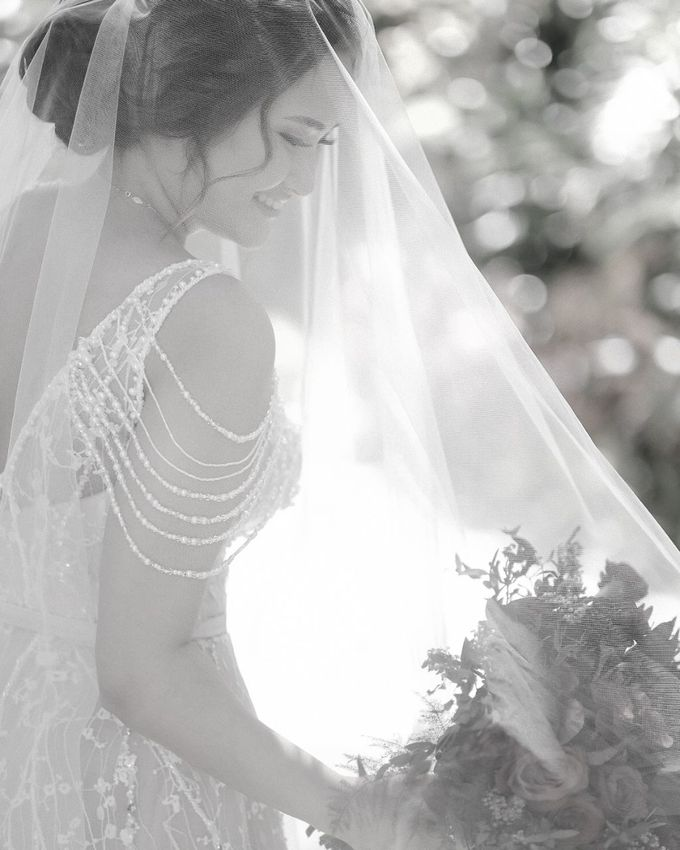 Wedding Day by Yos - Philip Janet by Sofitel Bali Nusa Dua Beach Resort - 022