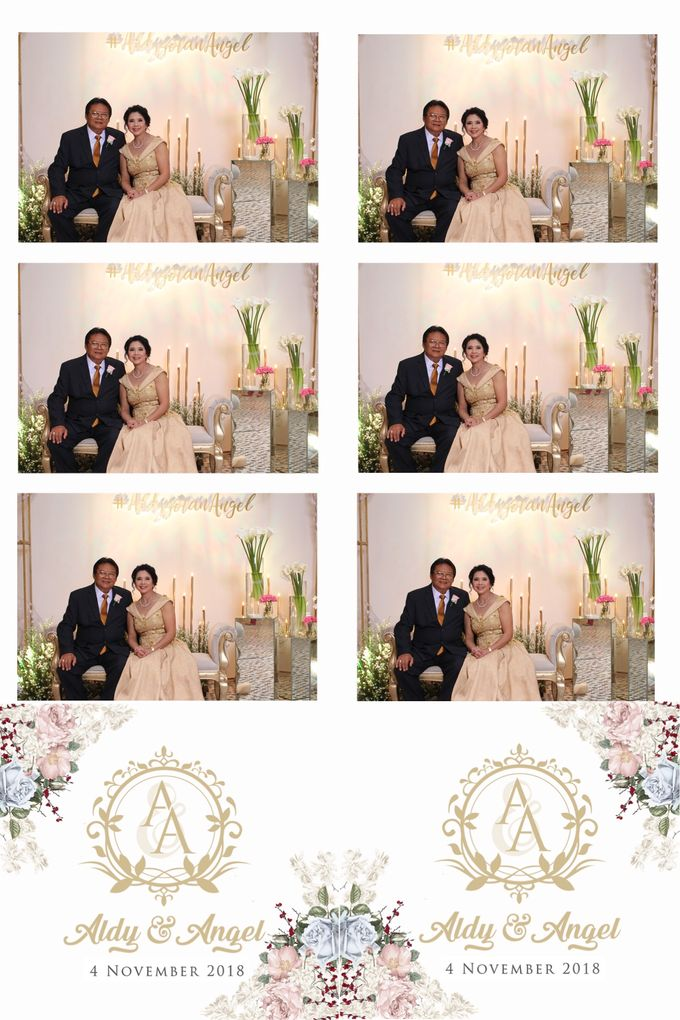 Aldi & Angel by Twotone Photobooth - 002