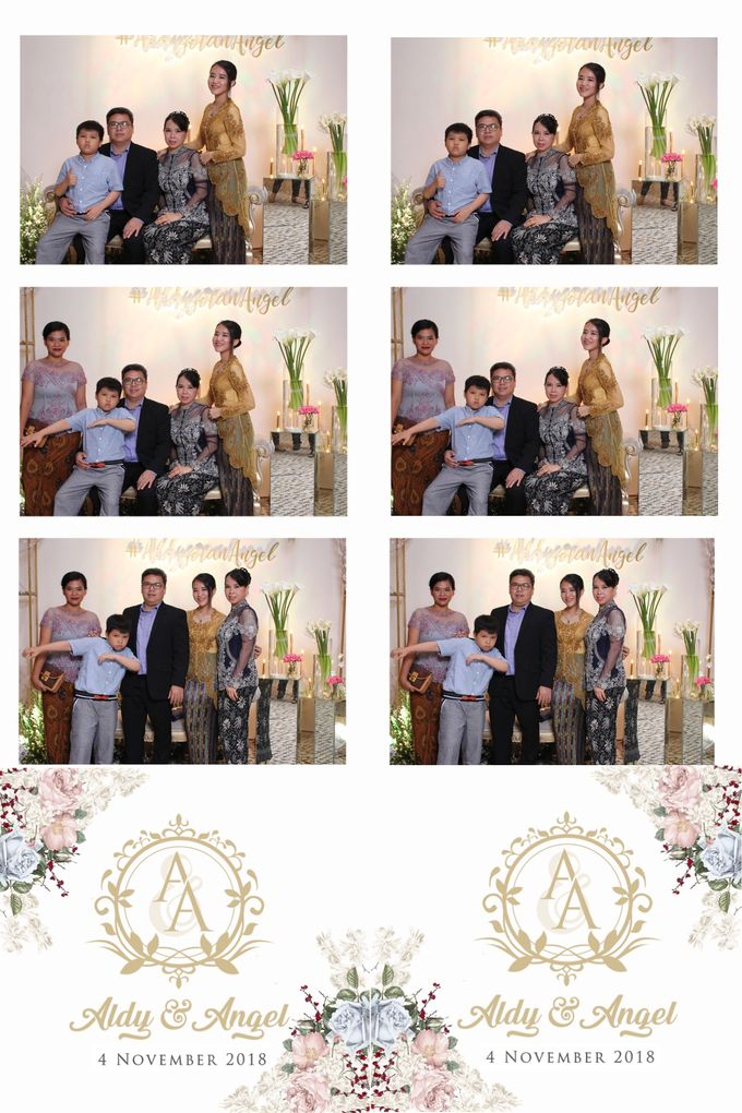 Aldi & Angel by Twotone Photobooth - 006