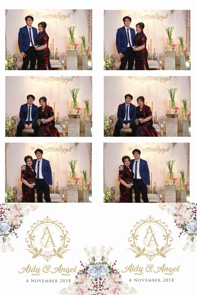 Aldi & Angel by Twotone Photobooth - 007