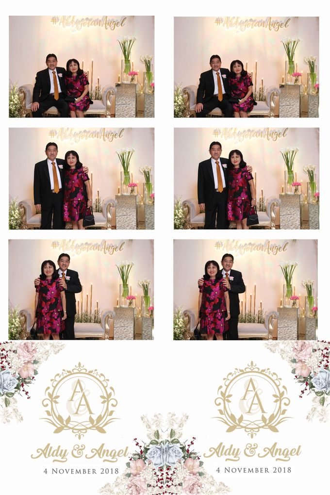 Aldi & Angel by Twotone Photobooth - 008