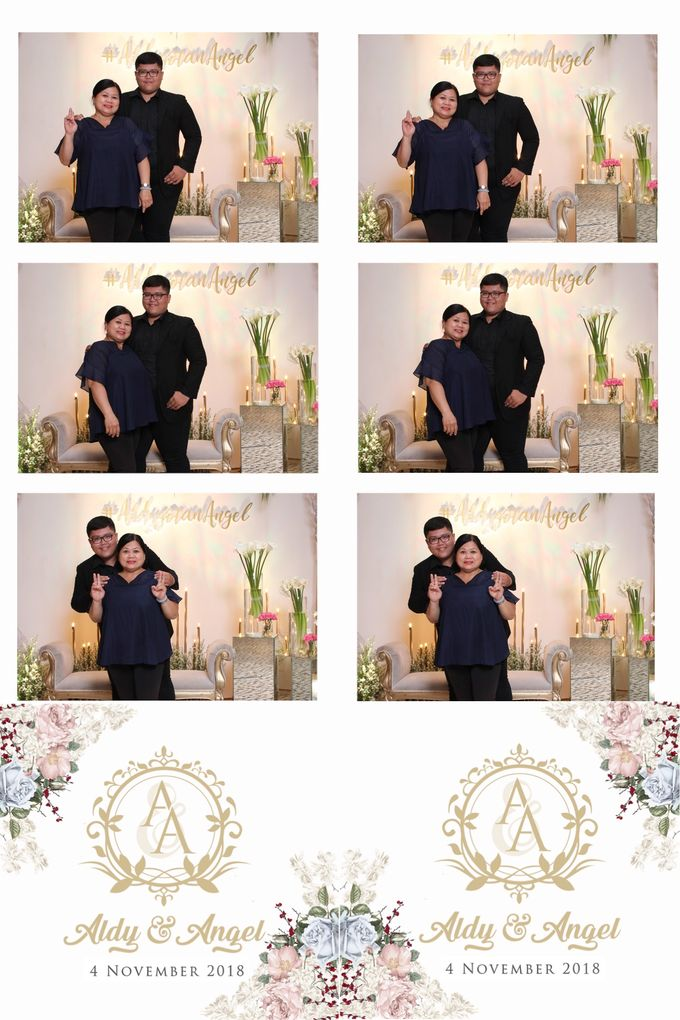 Aldi & Angel by Twotone Photobooth - 009