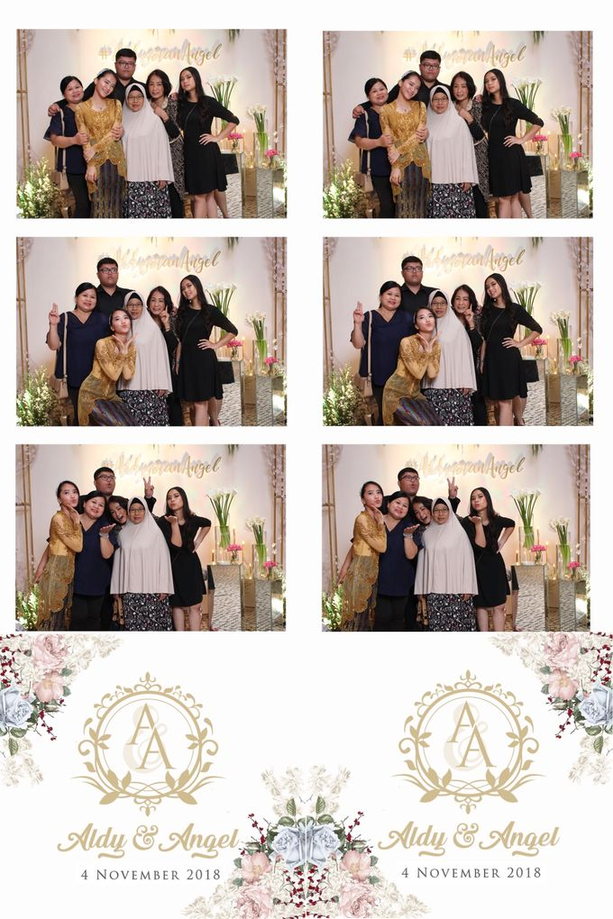 Aldi & Angel by Twotone Photobooth - 011