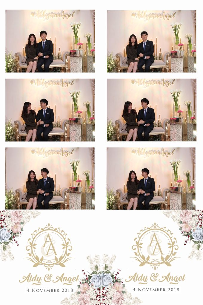 Aldi & Angel by Twotone Photobooth - 012