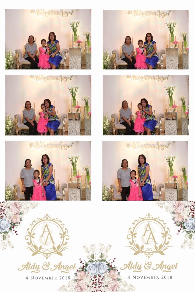 Aldi & Angel by Twotone Photobooth - 014