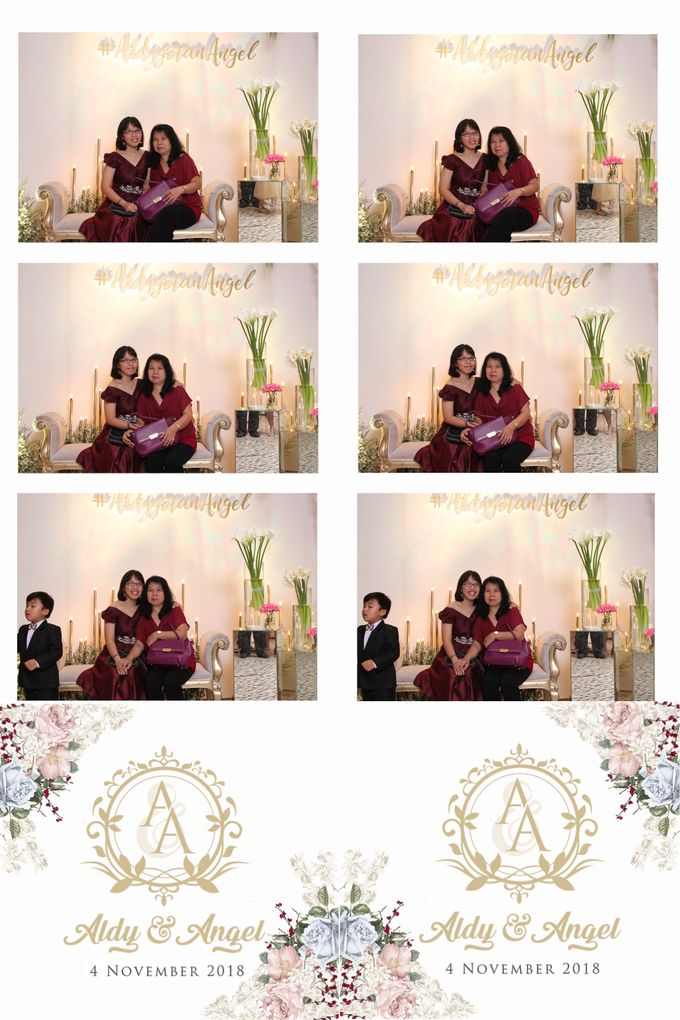 Aldi & Angel by Twotone Photobooth - 015