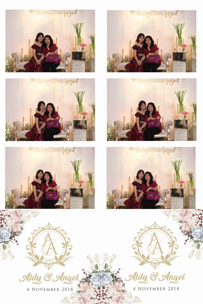 Aldi & Angel by Twotone Photobooth - 016