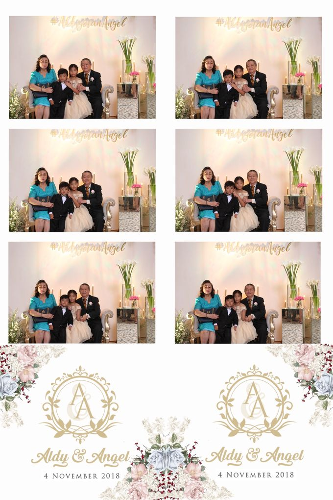 Aldi & Angel by Twotone Photobooth - 017