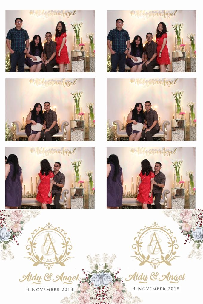 Aldi & Angel by Twotone Photobooth - 018