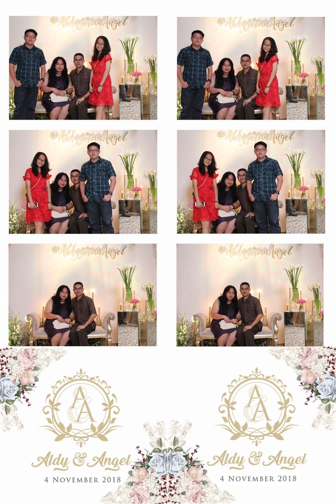 Aldi & Angel by Twotone Photobooth - 019