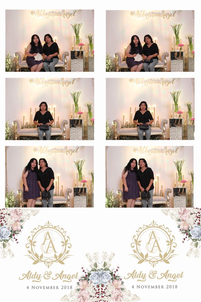 Aldi & Angel by Twotone Photobooth - 020