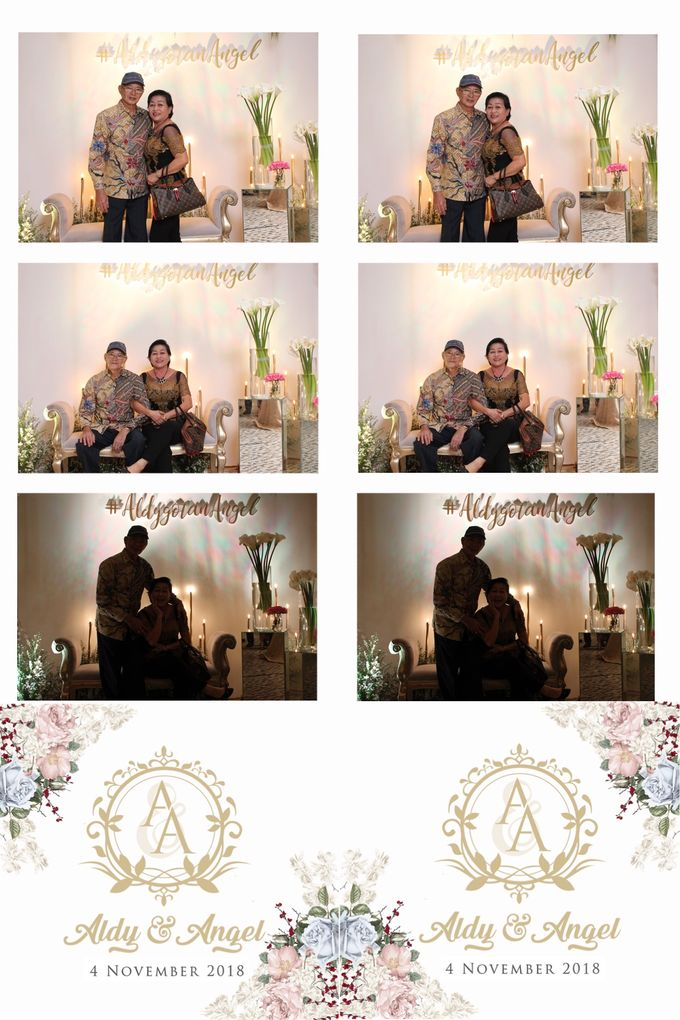 Aldi & Angel by Twotone Photobooth - 021