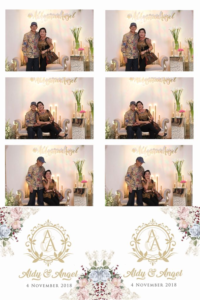 Aldi & Angel by Twotone Photobooth - 022