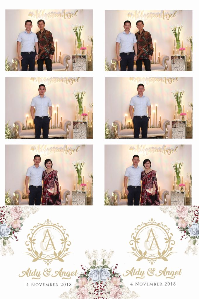 Aldi & Angel by Twotone Photobooth - 027