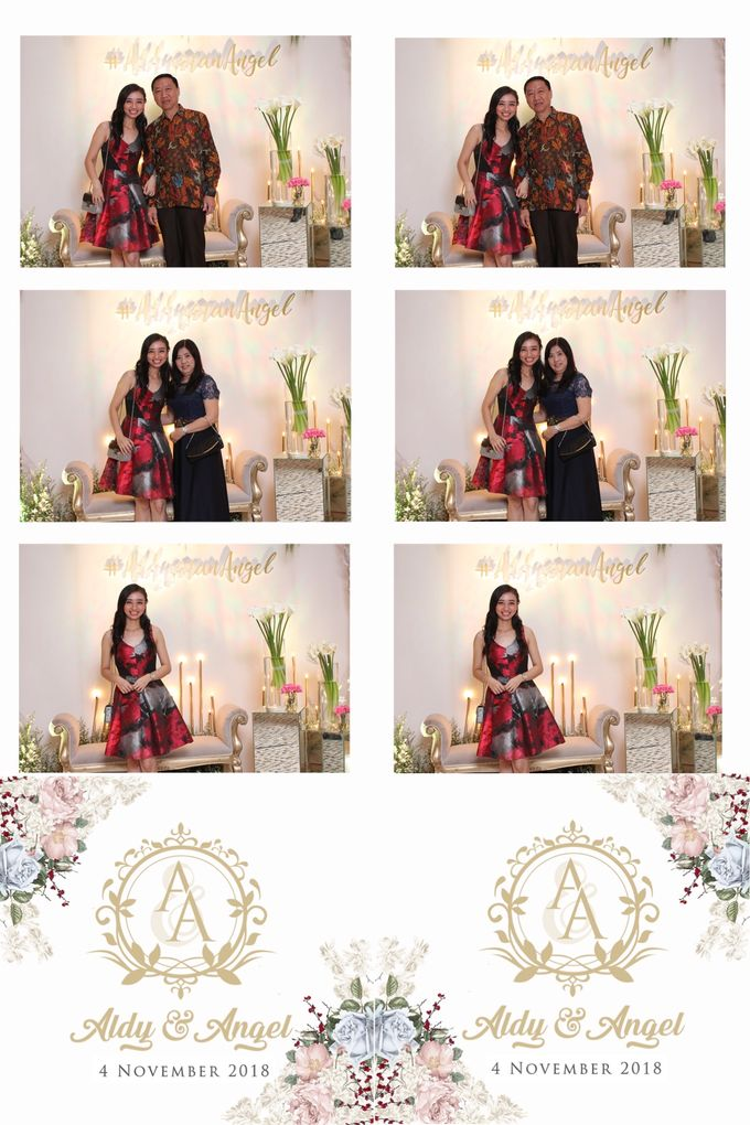 Aldi & Angel by Twotone Photobooth - 029