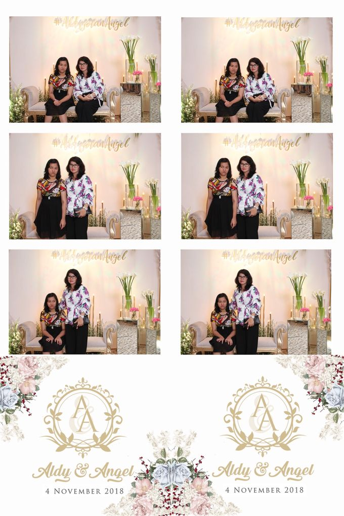 Aldi & Angel by Twotone Photobooth - 031