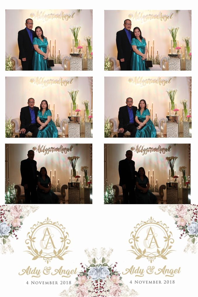 Aldi & Angel by Twotone Photobooth - 032