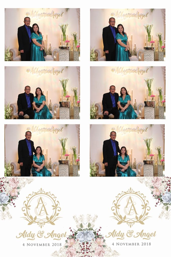 Aldi & Angel by Twotone Photobooth - 033