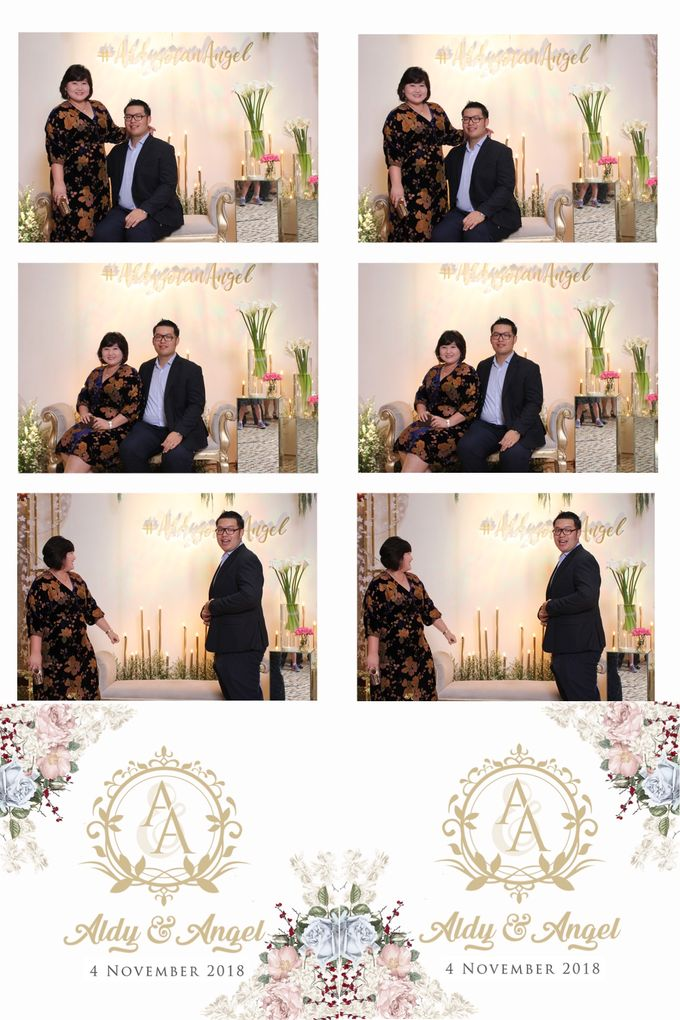 Aldi & Angel by Twotone Photobooth - 036