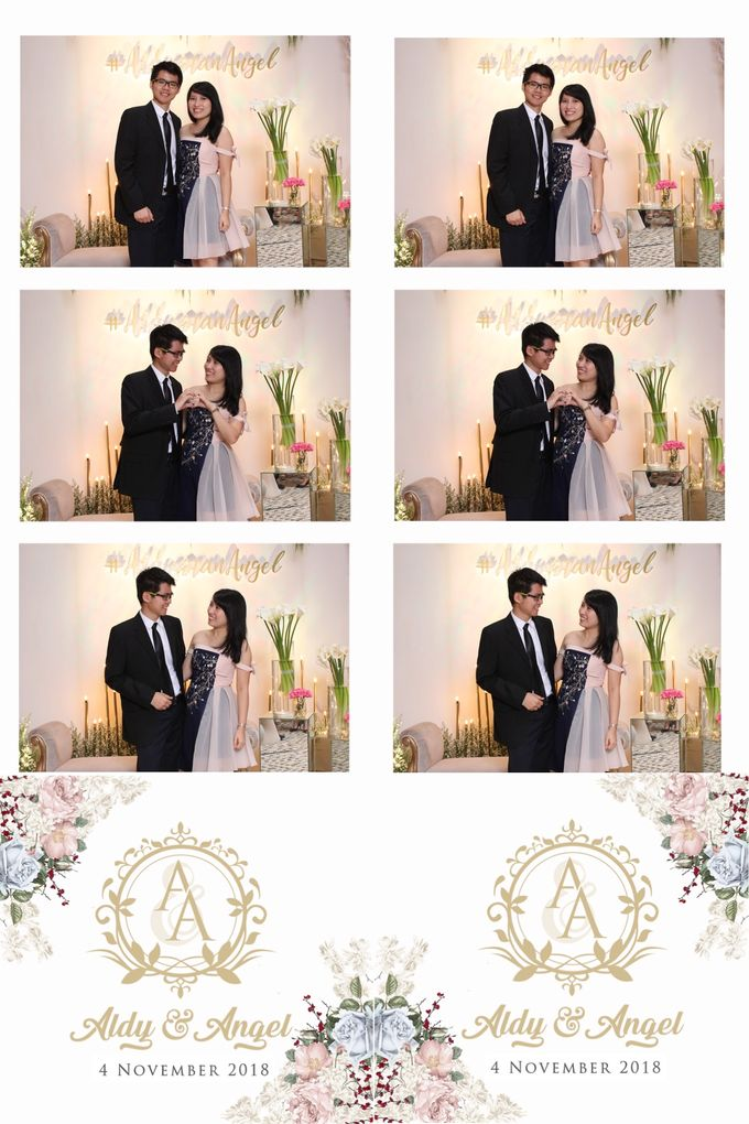 Aldi & Angel by Twotone Photobooth - 039