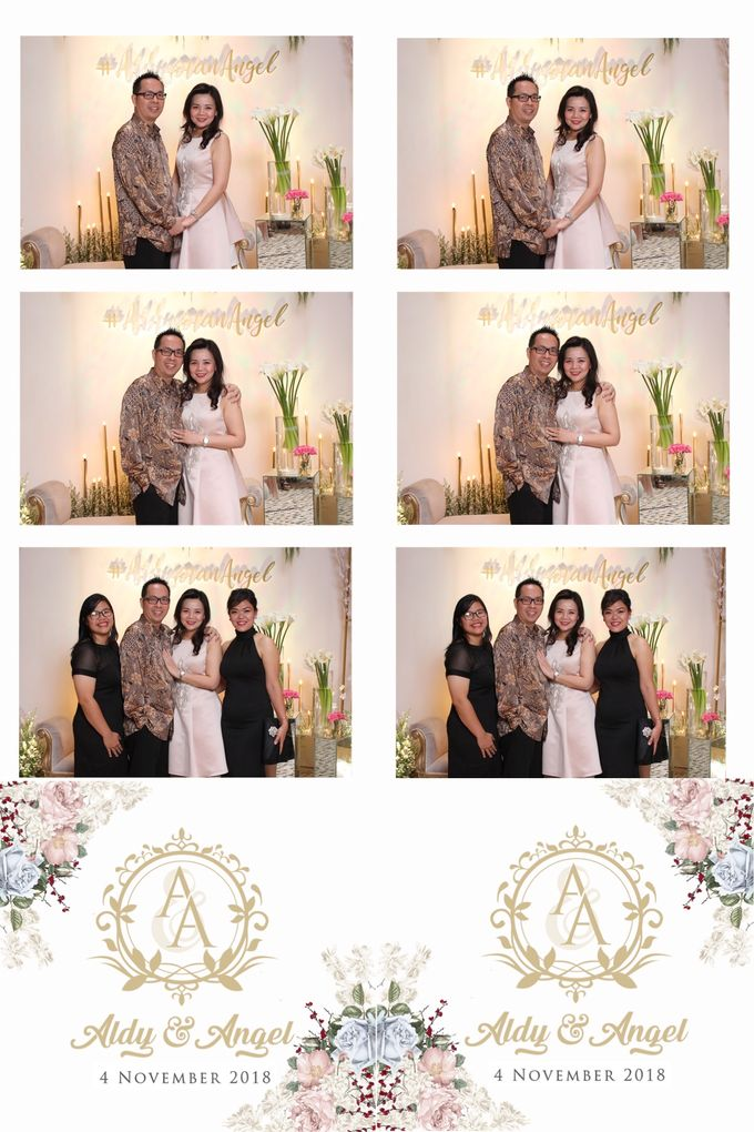 Aldi & Angel by Twotone Photobooth - 040