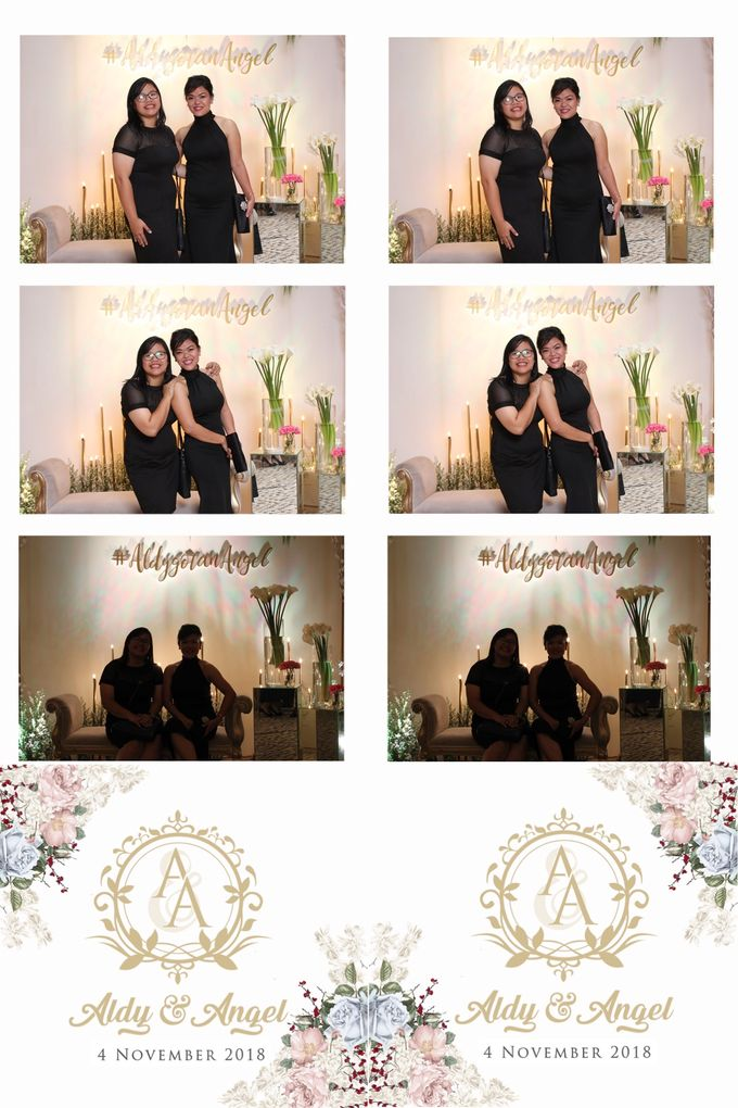 Aldi & Angel by Twotone Photobooth - 041
