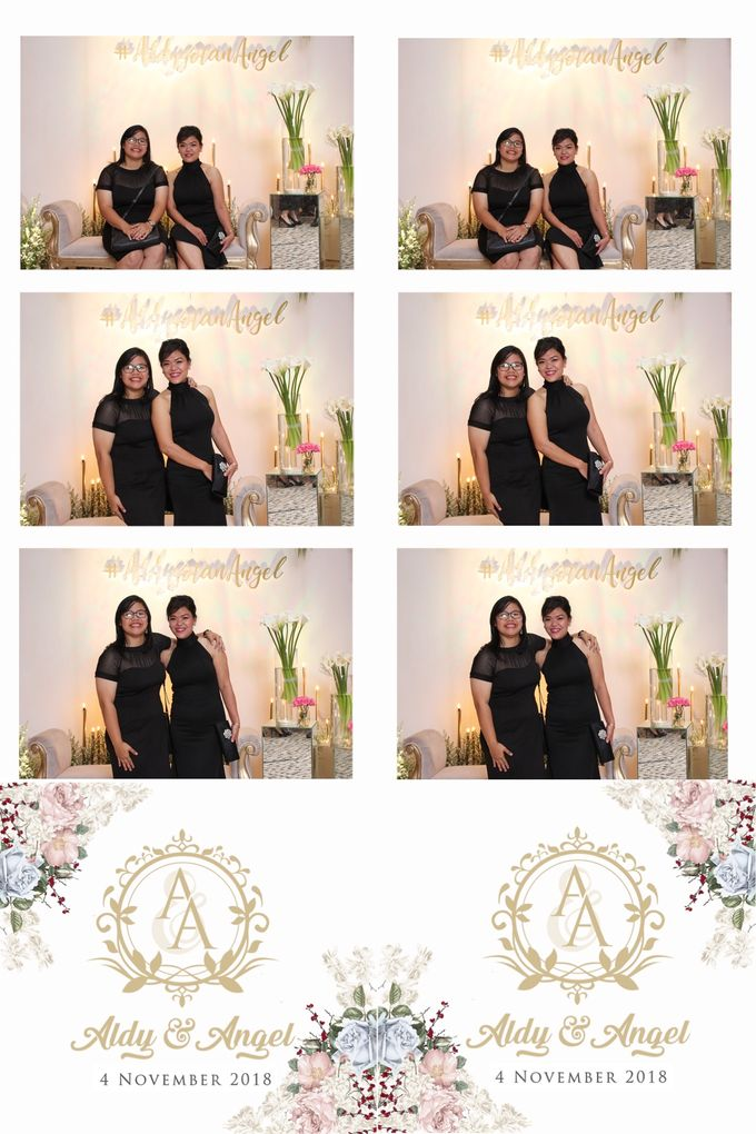 Aldi & Angel by Twotone Photobooth - 042