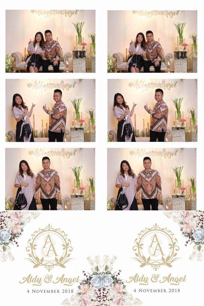 Aldi & Angel by Twotone Photobooth - 045