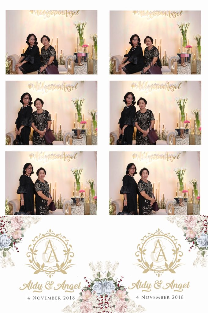 Aldi & Angel by Twotone Photobooth - 049