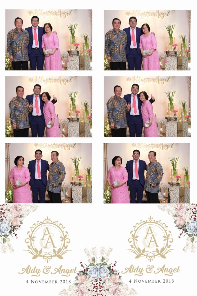 Aldi & Angel by Twotone Photobooth - 050