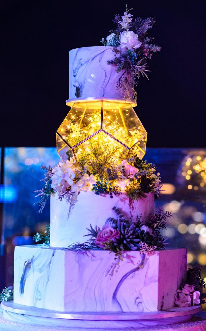 Wedding Jimmy & Olive 23 Desember 2018 by Amor Cake - 002