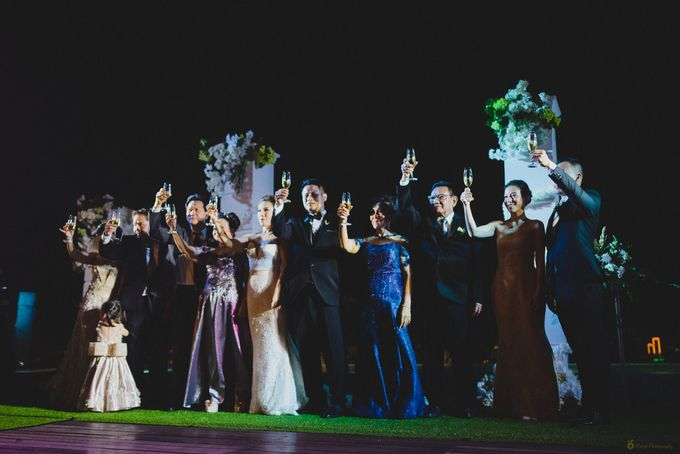Wedding Jimmy & Olive 23 Desember 2018 by Priceless Wedding Planner & Organizer - 016