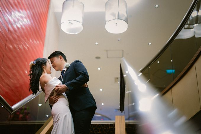 Wedding - Augustine & Xin Er by Alan Ng Photography - 001