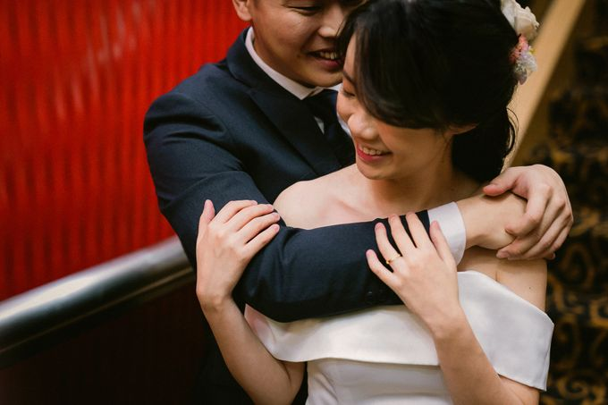 Wedding - Augustine & Xin Er by Alan Ng Photography - 003
