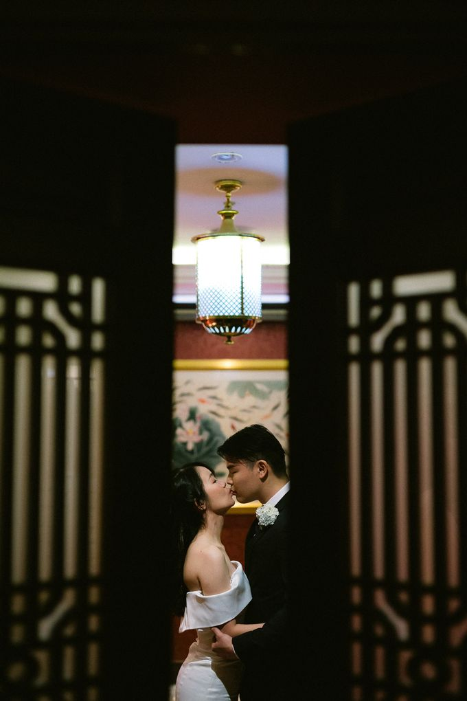 Wedding - Augustine & Xin Er by Alan Ng Photography - 005