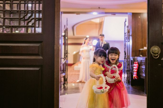 Wedding - Augustine & Xin Er by Alan Ng Photography - 006