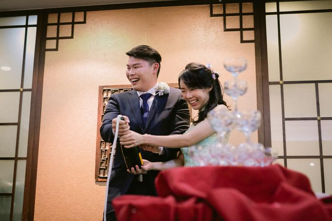Wedding - Augustine & Xin Er by Alan Ng Photography - 007