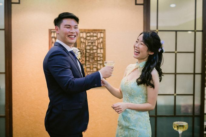 Wedding - Augustine & Xin Er by Alan Ng Photography - 008