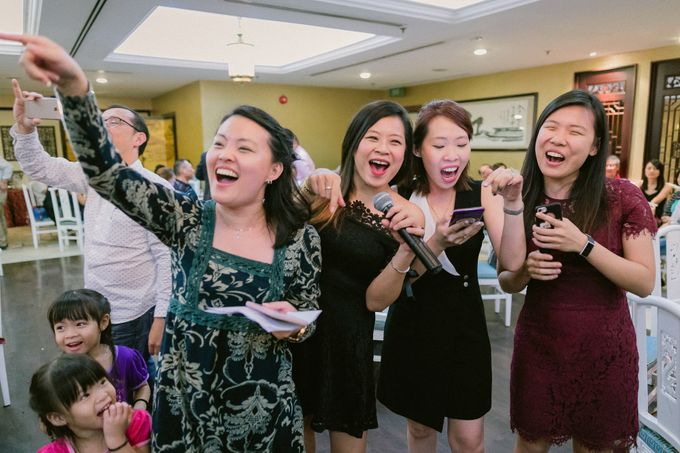 Wedding - Augustine & Xin Er by Alan Ng Photography - 011