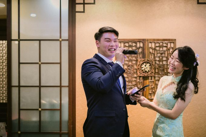 Wedding - Augustine & Xin Er by Alan Ng Photography - 012
