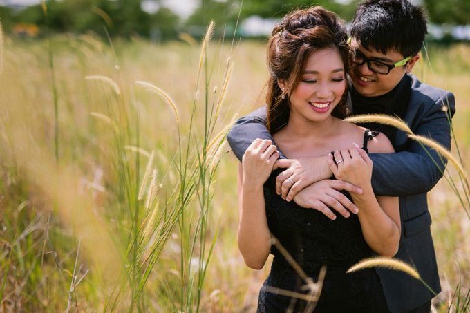 Pre-Wedding - Mike & Mary by Alan Ng Photography - 001