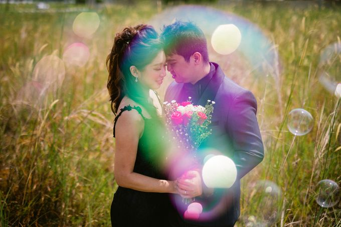 Pre-Wedding - Mike & Mary by Alan Ng Photography - 002