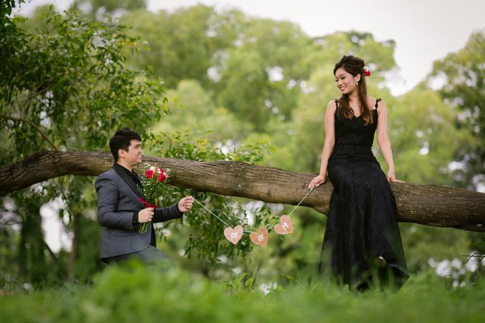 Pre-Wedding - Mike & Mary by Alan Ng Photography - 003