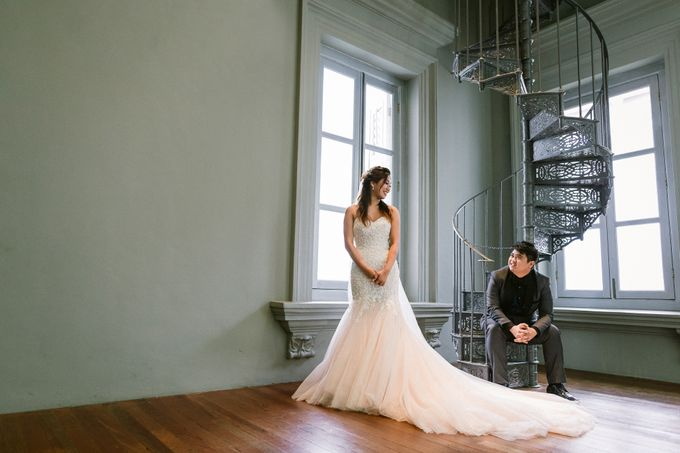 Pre-Wedding - Mike & Mary by Alan Ng Photography - 006