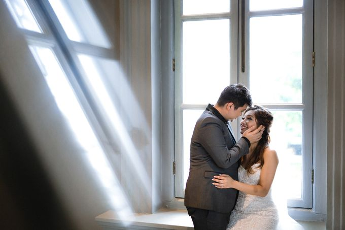 Pre-Wedding - Mike & Mary by Alan Ng Photography - 010