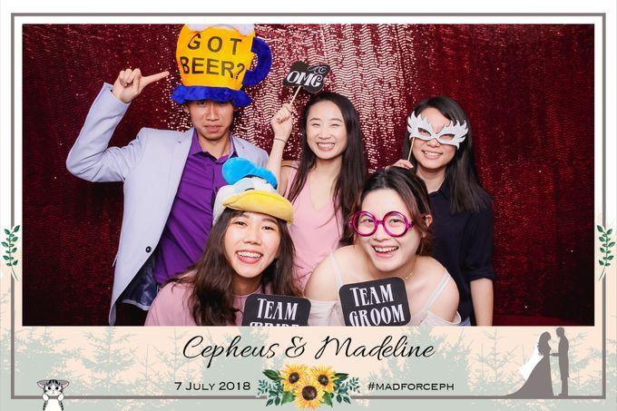 Wedding Photobooth - Cepheus & Madeline by Alan Ng Photography - 002