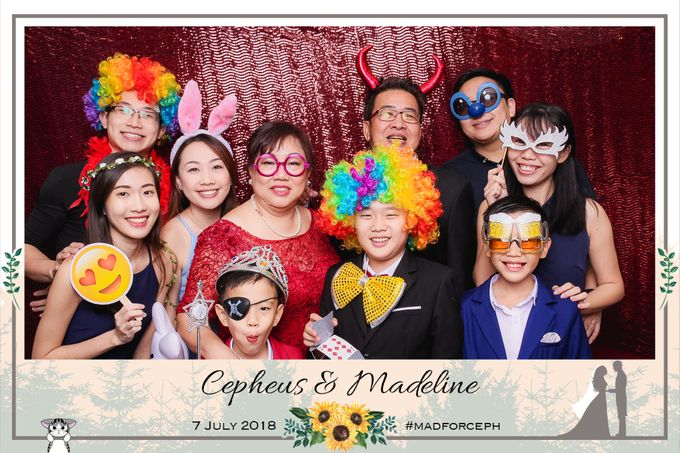 Wedding Photobooth - Cepheus & Madeline by Alan Ng Photography - 003
