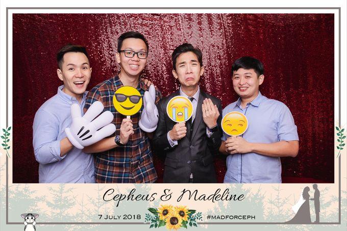 Wedding Photobooth - Cepheus & Madeline by Alan Ng Photography - 004
