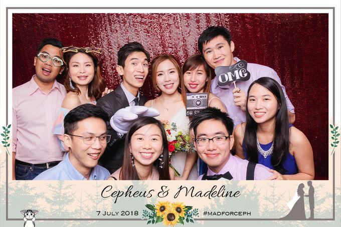 Wedding Photobooth - Cepheus & Madeline by Alan Ng Photography - 005